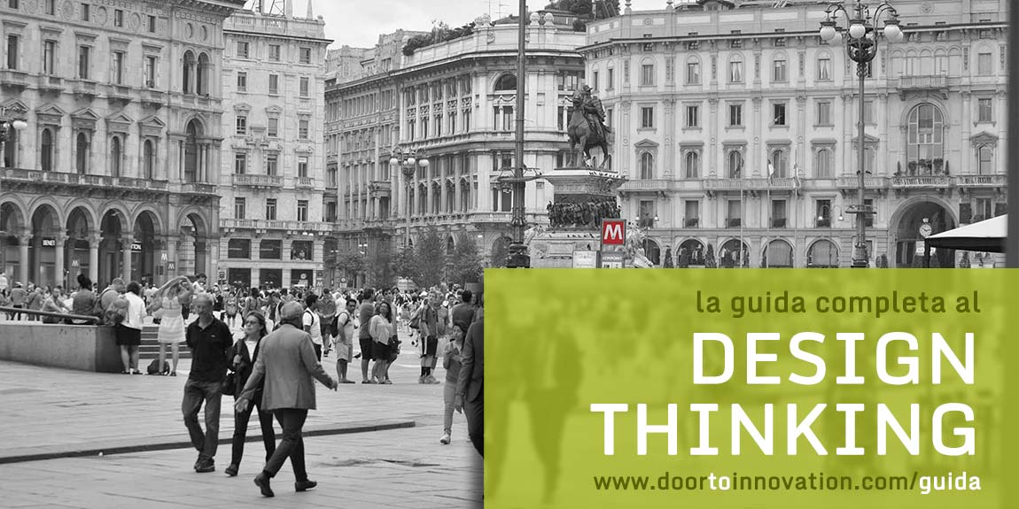 Guida completa al design thinking dti for Programmi design